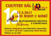 Country bál Album 2017